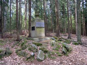Pomník Českého lesnického spolku (Dubovice)
